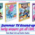 Summer TV Round-Up DVD Giveaway