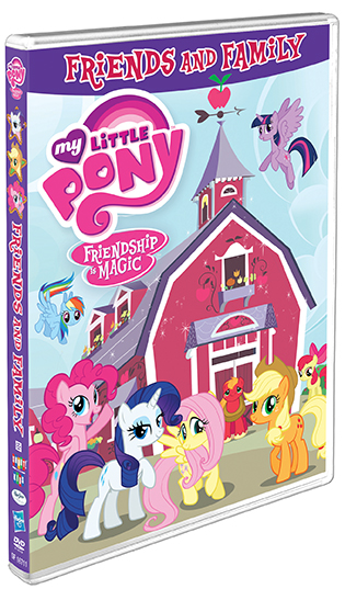 My Little Pony Friendship Is Magic Friends and Family