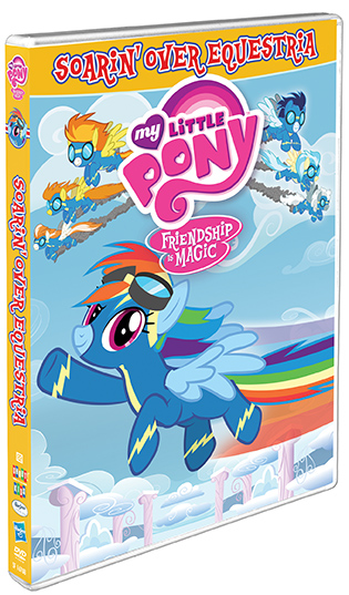 My Little Pony Friendship Is Magic Soarin' Over Equestria