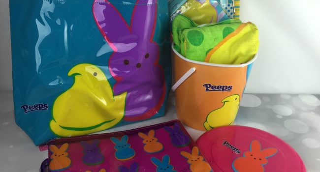 Fun and Sun Peeps Summertime Egg-stravaganza – Win Prize Pack #PEEPSONALITY
