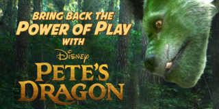 Pete's Dragon New Clips and Activity Sheets #PetesDragon