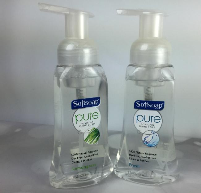 Softsoap Pure