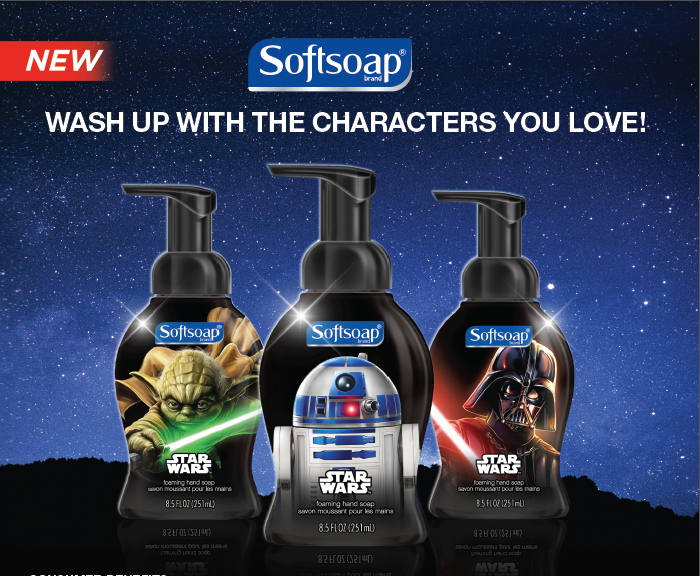 Image result for softsoap star wars