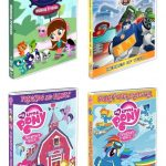 Summer TV Round-up featuring My Little Pony, Littlest Pet Shop, Transformers DVDs