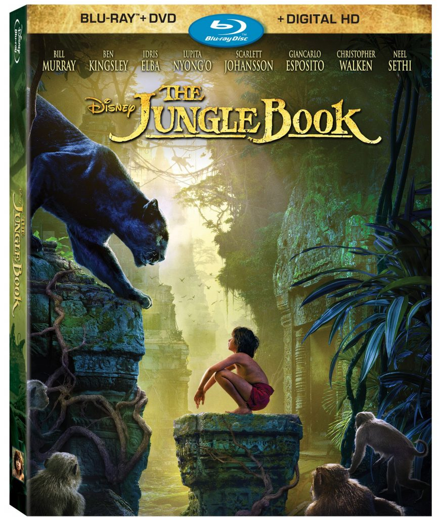 TheJungleBookBluray