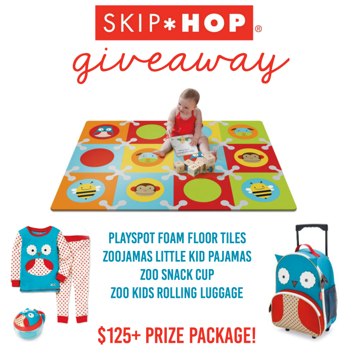Skip Hop Prize Pack Giveaway It S Free At Last