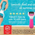 Summer Beauty Rountine includes Amopé Pedi Perfect #SoftFeetAllSummer #ad