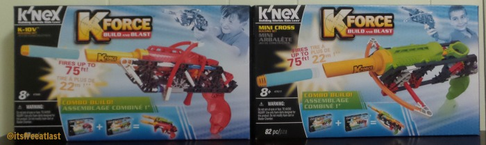 K'NEX K Force