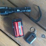 Stay Lit Anywhere with LEDNut Rechargeable C8 1000 Lumen LED Waterproof Flashlight