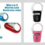 Master Lock Helps Secure Laptops, Backpacks and Much More #Back2School16