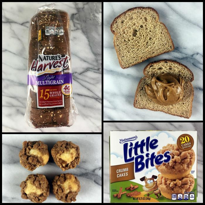 Nature's Harvest & Entenmann's Little Bites