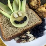 Cinnamon Apple Peanut Butter Sandwich Life of the Lunchbox Recipe