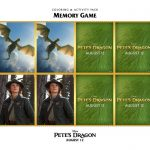 All-New Pete's Dragon Coloring Sheets and Movie Clips #PetesDragon