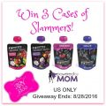 Win 3 Cases of Go Gourmet Slammers