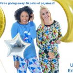 Eeyore Thermal Adult Pajamas Perfect for Cool Fall Nights – Win Your Own!
