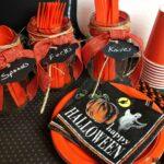 DIY Halloween Utensil Holder for Easy Party Decor!