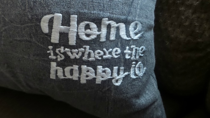 home-is-where-the-happy-is
