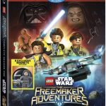 Lego Star Wars Freemaker Season One on Blu-ray and DVD December 6th