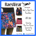 RaesWear Skort – Winner's Choice (arv $80) Giveaway!