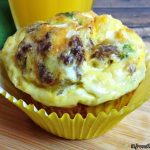 Sausage, Egg and Cheese Breakfast Muffins Recipe: The Perfect Easy Breakfast!