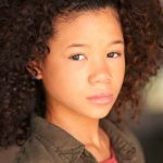 Disney Casts Storm Reid as Meg Murry for new Movie A WRINKLE IN TIME #AWrinkleInTime