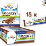 Bite Into Delicious Taste and Energy with SunRype Fruit & Chia Bars