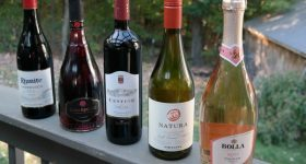 How to Pair Wine with Food and a Blissful Berry Wine Beverage