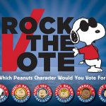 Read About How The Peanuts Gang & Nikki DeLoach Rock The Vote #PeanutsRockTheVote