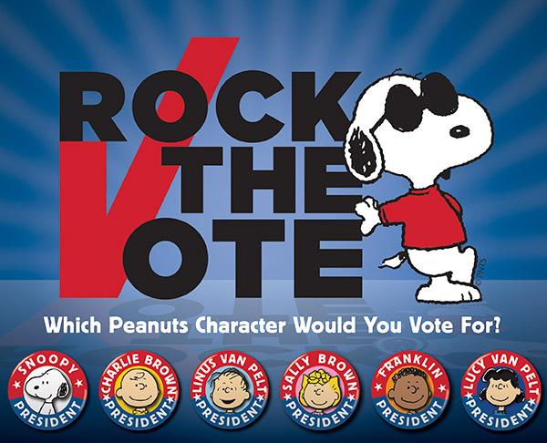 peanuts-vote