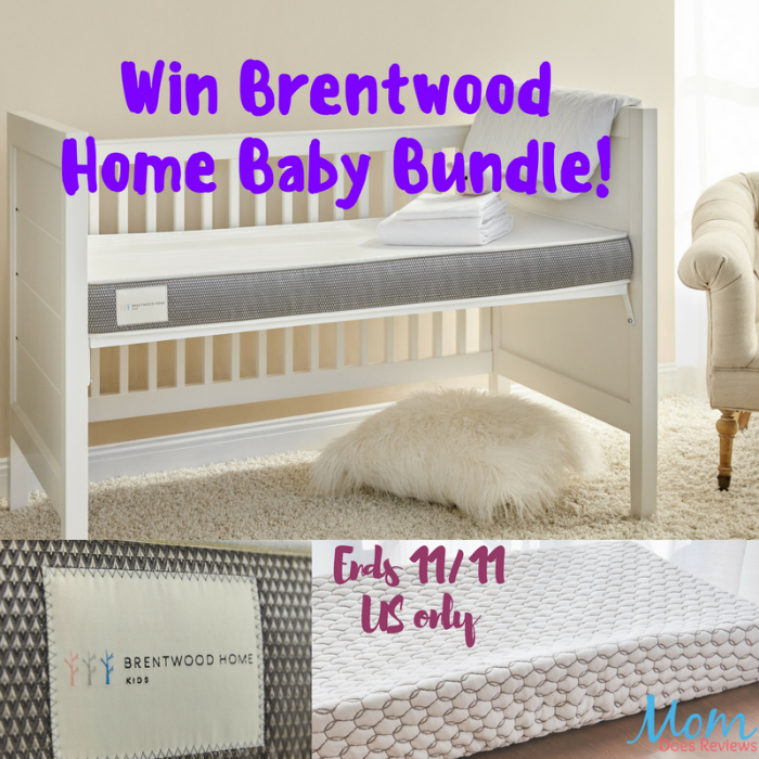 Brentwood Home Baby Bundle Giveaway