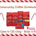 Community Coffee Giveaway!