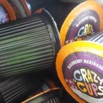 Crazy Cups K-Cup Coffee October Flavor – Blueberry Meringue #FlavorNation