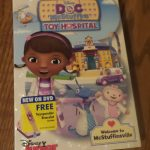 DOC MCSTUFFINS: TOY HOSPITAL on DVD Now & Free Printables
