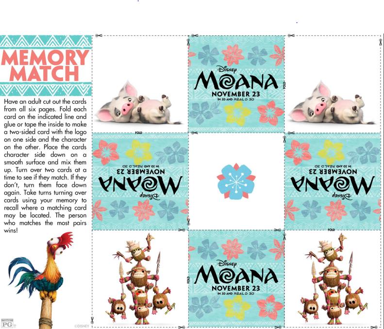 moana-matching-game