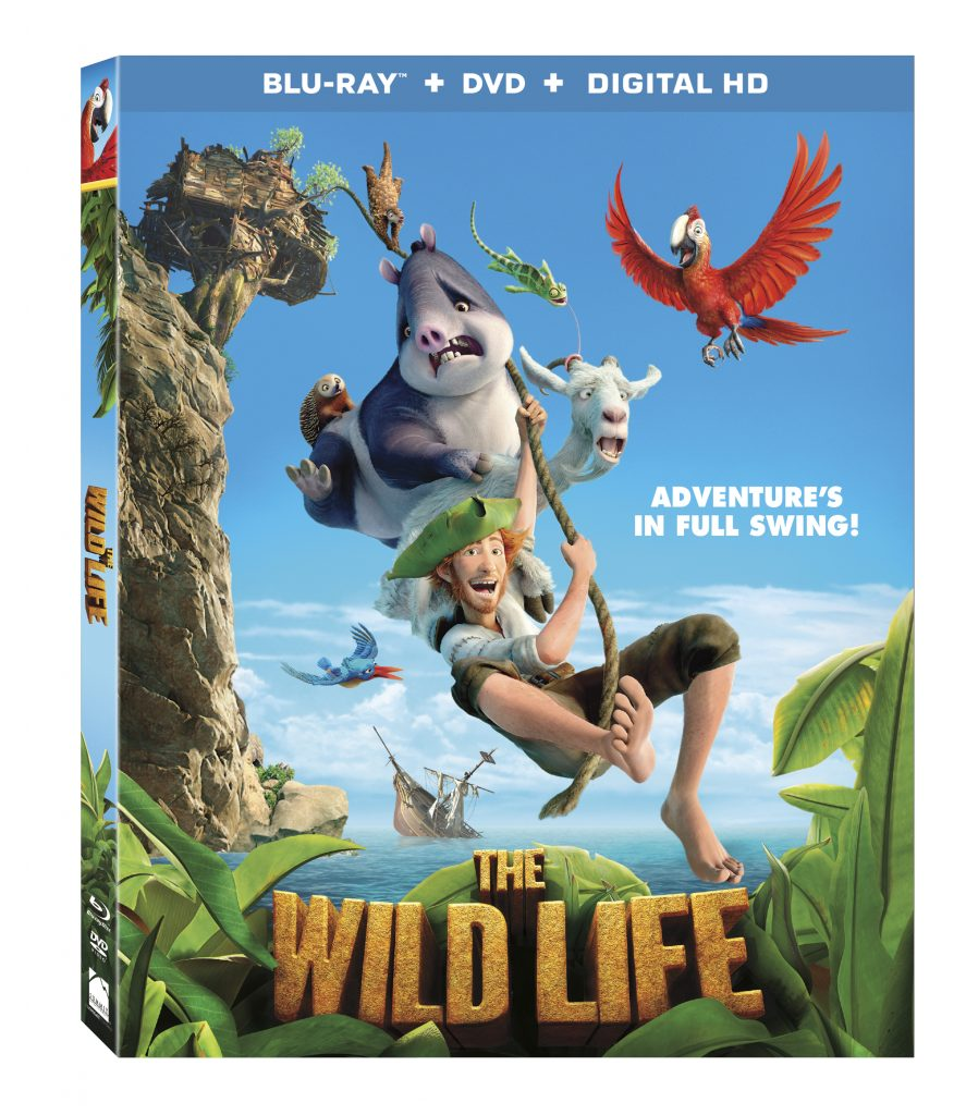 The Wild Life Arrives On Blu Ray Dvd November 29 Thewildlife It 39 S Free At Last