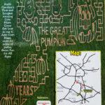 Peanuts Corn Maze for 50th Anniversary #Review