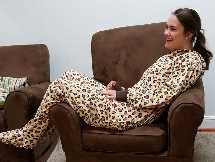 Funzee Adult Onesie Pajamas Keep You Warm This Winter - It s Free At ... bf280b9bb