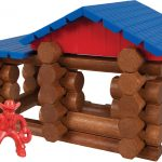 Lincoln Logs Forge Mill Cabin inspires Creative Build & Play (and Giveaway)