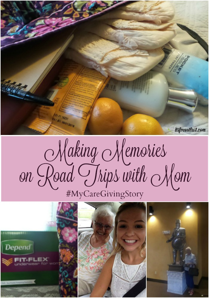 Making Memories on Road Trips with Mom