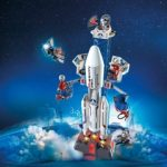 PLAYMOBIL Space Rocket with Launch Site Great for Christmas Fun #ChristmasFAL16