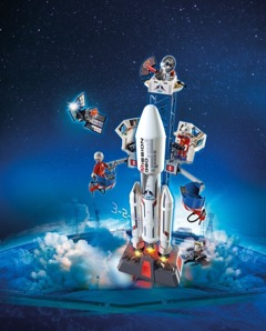playmobil-space-rocket-with-launch-site-built-6195