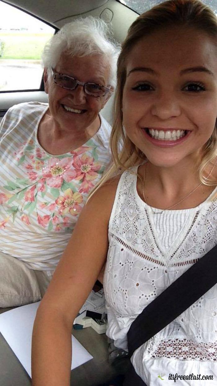 Road Trip - Mom