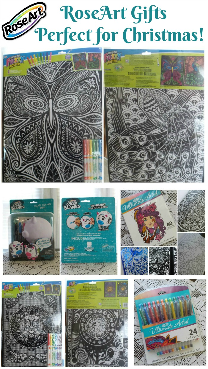 RoseArt Gifts Perfect for Christmas
