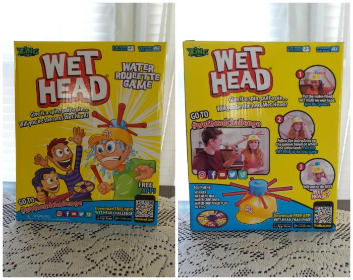 wet-head