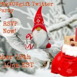 RSVP and Join the #MyWOWgift Twitter Party To Celebrate the Holiday Season