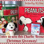 Charlie Brown Christmas Prize Pack Giveaway