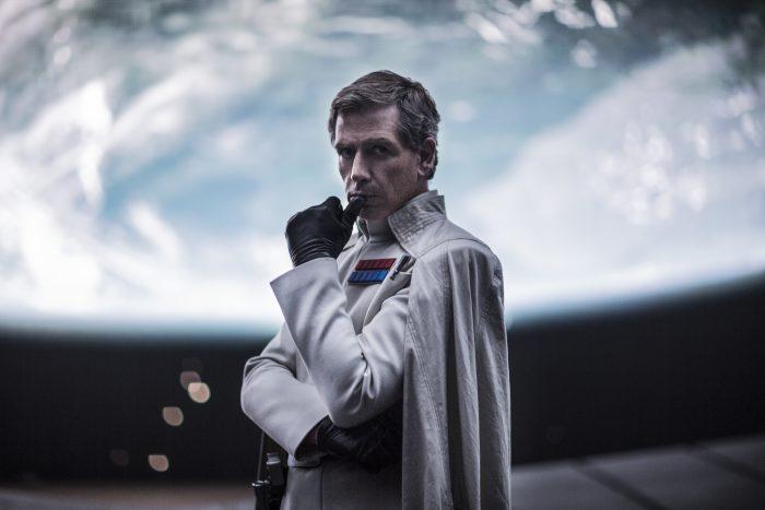 Ben Mendelsohn as the Villainous Orson Krennic