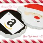 Christmas Cash Blast – Win $25 Amazon Gift Card