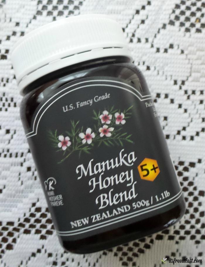 Manuka Honey Blend 5+ - 1.1 lb.