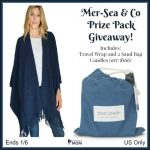 Mer-Sea & Co Prize Pack (arv $166) Giveaway!